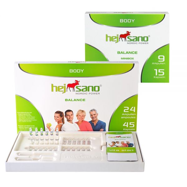 Hejsano Body Balance Duo
