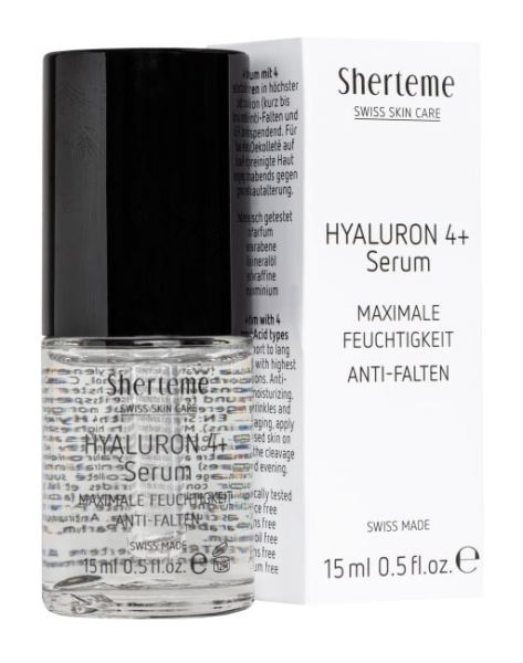 Sherteme Hyaluron 4+ Serum 15ml