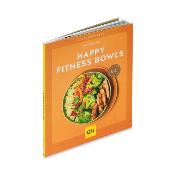 Buch Happy Fitness-Bowls